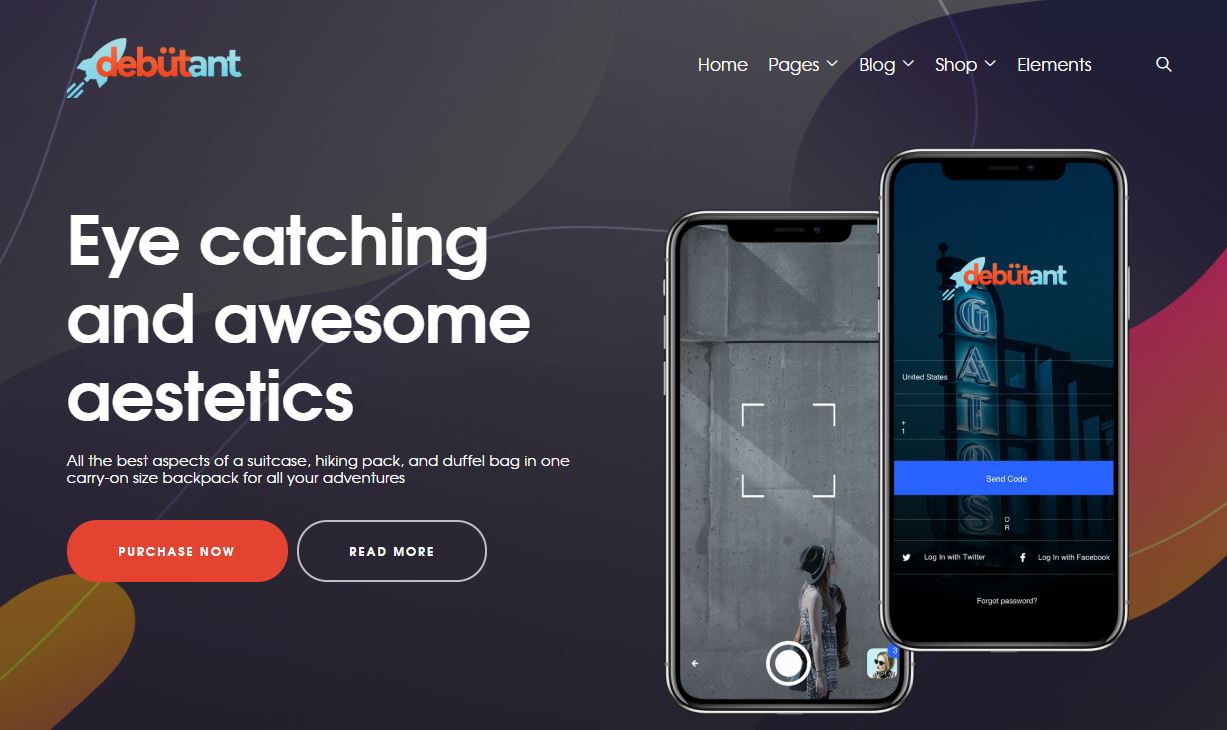 Collection of Best Elementor WordPress Themes of 2019