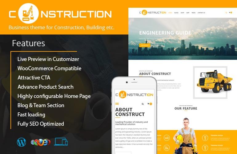 accesspressthemes construction